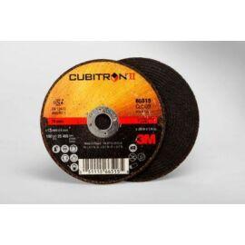 Vágókorong 3M Cubitron II 115x1,6mm egyenes (65454)