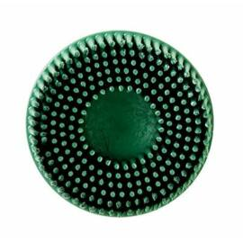 Roloc™ csiszolórendszer 3M RDZB Roloc™ Bristle Disc D=75mm P050 zöld (7526)