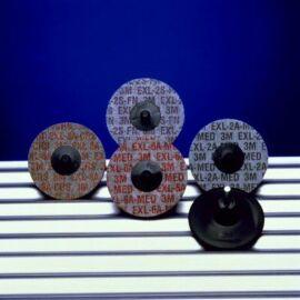 Roloc™ csiszolórendszer 3M XLUR (EXL) Roloc™ felületkezelő korong D=50mm 2S FIN (17183)