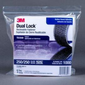 Dual-Lock™ öntapadó tépőzár 3M TB3540 2 x 25 mm x 3 m