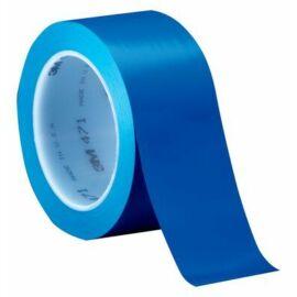 Lágy PVC ragasztószalag 3M 471, kék 50 mm x 33 m