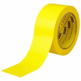 Lágy PVC ragasztószalag 3M 471, sárga 50 mm x 33 m