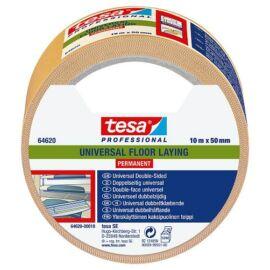 Kétoldalas ragasztószalag PP TESA 64620 50mm x 50m átlátszó