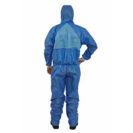 4532+ védőoverall kék, védelmi típus: 5/6, méret: 2XL