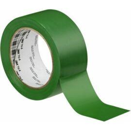 Padlójelölőszalag PVC 3M 764i zöld 50 mm x 33 m