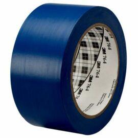 Padlójelölőszalag PVC 3M 764i kék 50 mm x 33 m