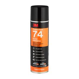 Ragasztóspray aeroszolos 3M Super 74 500 ml (363 gr)