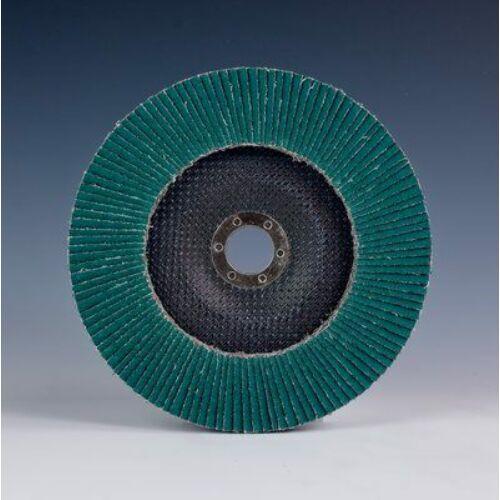 Legyezőtárcsa 3M 577F Legyezőtárcsa D=125 mm P060 B típus / Conical (64855)