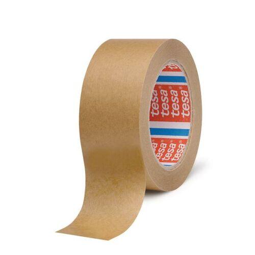 Csomagolószalag papír 125my TESA 4313 50mm x 500m barna