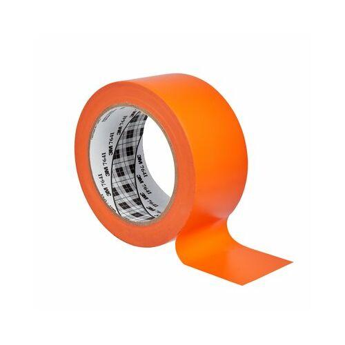 Padlójelölőszalag PVC 3M 764i narancs 50 mm x 33 m